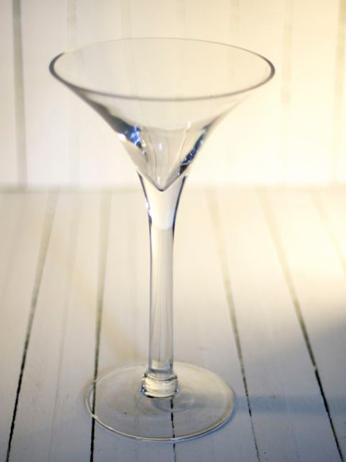 'Martini Too' - Large Martini Vase