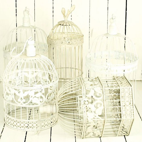 'Tweety Two' Mini Bird Cages