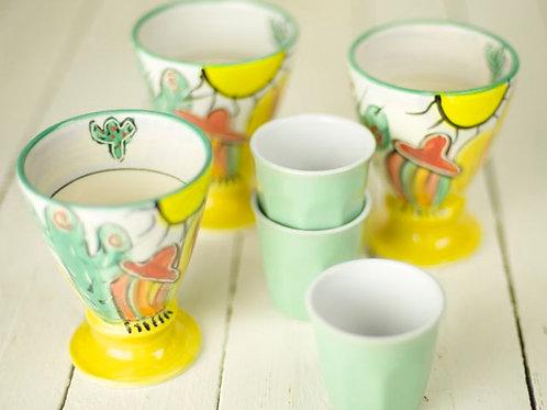 'Mexico' - Mexican Vase Collection