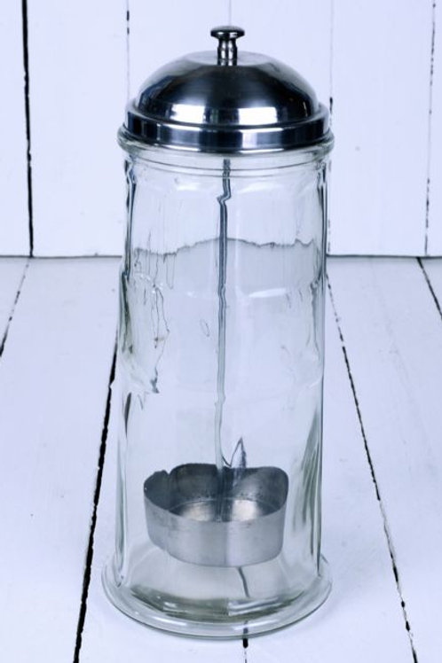 'The Last Straw' - Retro Glass Straw Holder