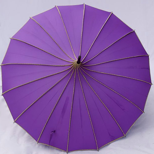 'Miss Violet' Purple Parasol