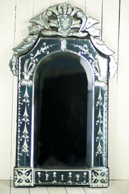 'Blossom' Large Art Dec Mirror