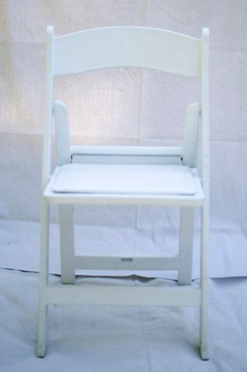 'Classic' - White Americana Chair
