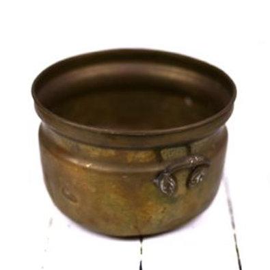 'Bold As Brass' - Vintage Brass Bowl