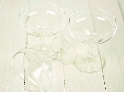 'Josephine' Vintage Champagne Coup Glasses