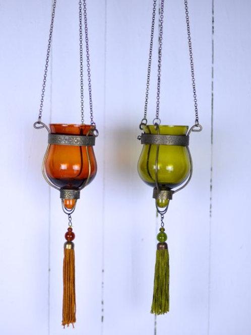 'Marrakesh' - Moroccan Hanging Tea Light Holders