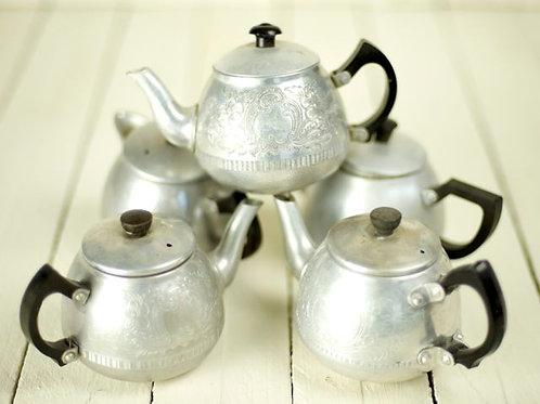'Teatime' - Small Vintage Tea Pots
