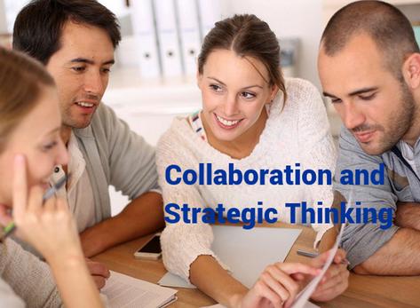 Collaboration & Strategic Thinking