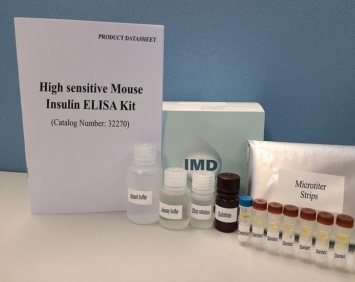 High sensitive Mouse Insulin ELISA Kit