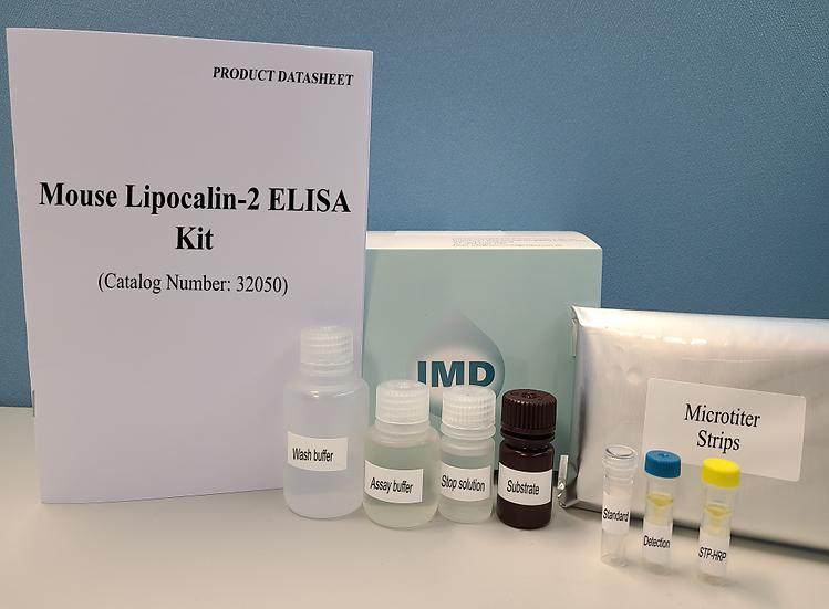 Mouse Lipocalin-2 ELISA Kit