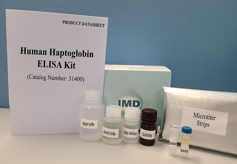 Human Haptoglobin ELISA Kit
