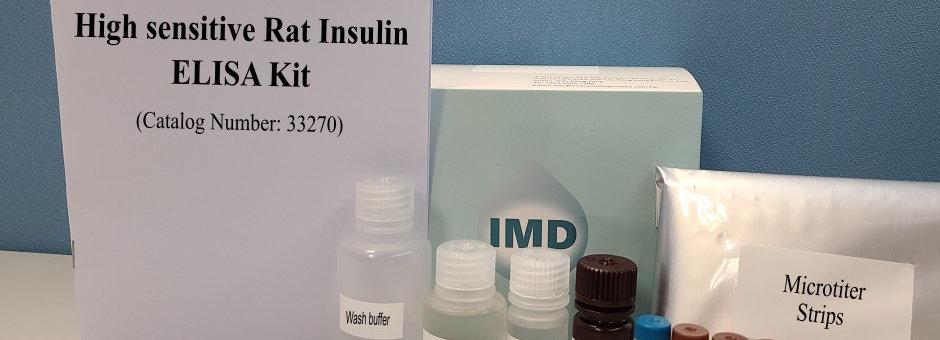 High sensitive Rat Insulin ELISA Kit