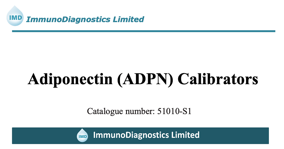 Adiponectin (ADPN) Calibrator
