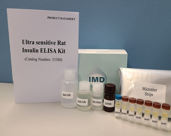 Ultra sensitive Rat Insulin ELISA Kit