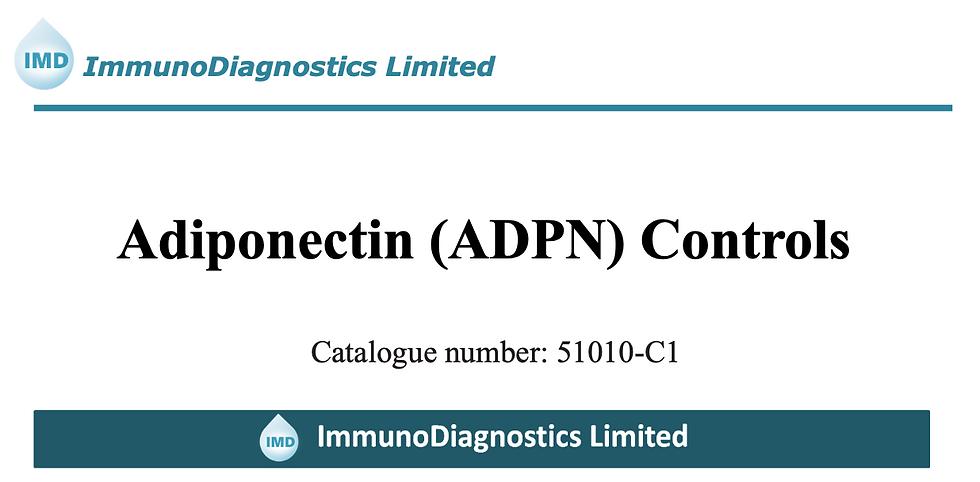 Adiponectin(ADPN) Control