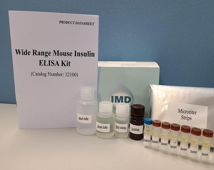 Wide Range Mouse Insulin ELISA Kit