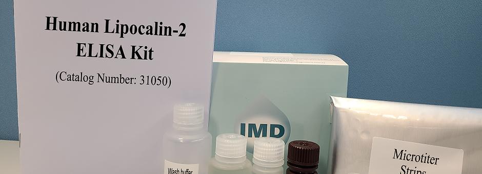 Human Lipocalin-2  ELISA Kit