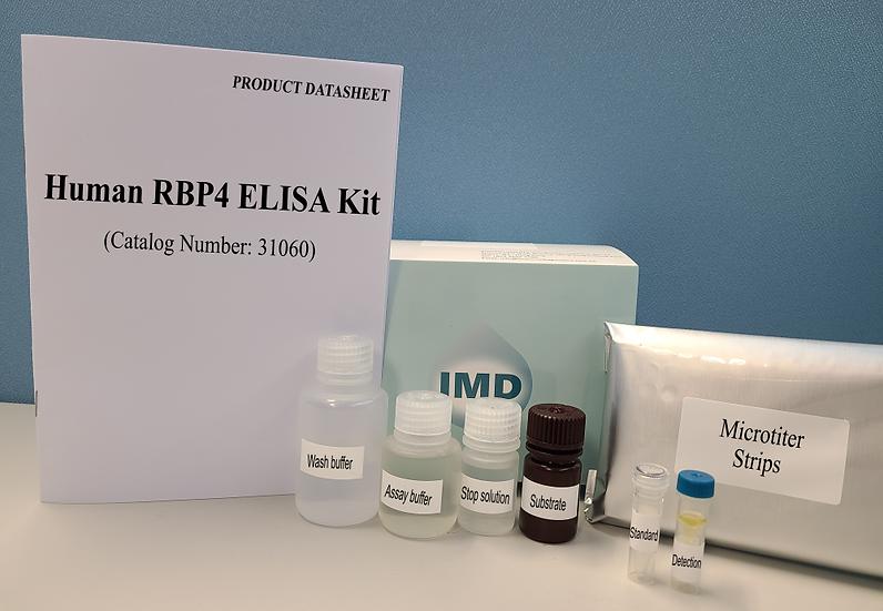 Human Retinol Binding Protein 4 (RBP4) ELISA Kit