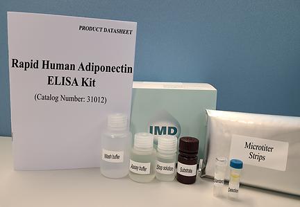 Rapid Human Adiponectin ELISA Kit