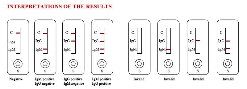 SARS-CoV-2 IgM/IgG Detection Kit (Colloidal Gold-Based) [CE-IVD]
