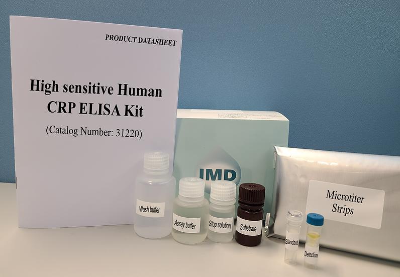 High sensitive Human C-reactive Protein ELISA Kit