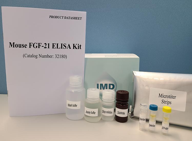 Mouse FGF-21 ELISA Kit