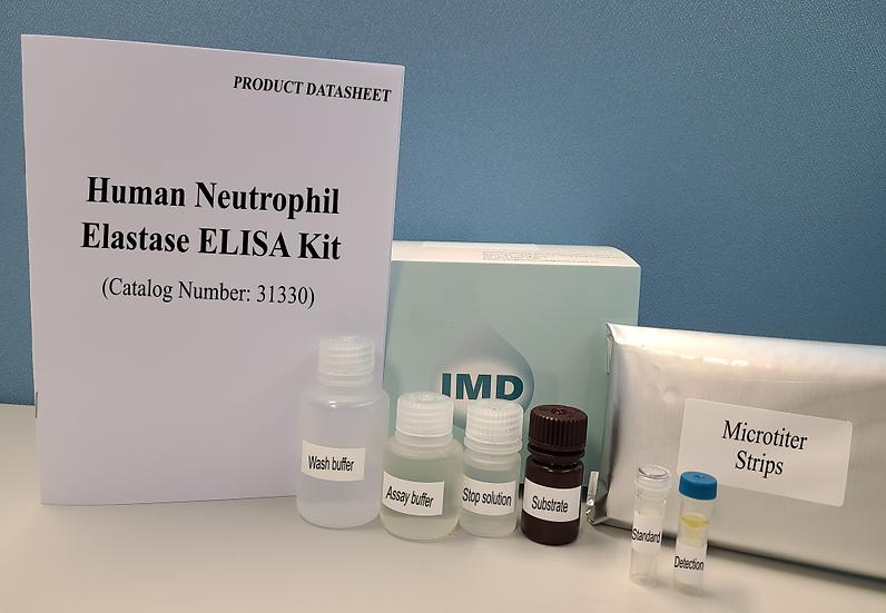 Human Neutrophil Elastase (NE) ELISA Kit