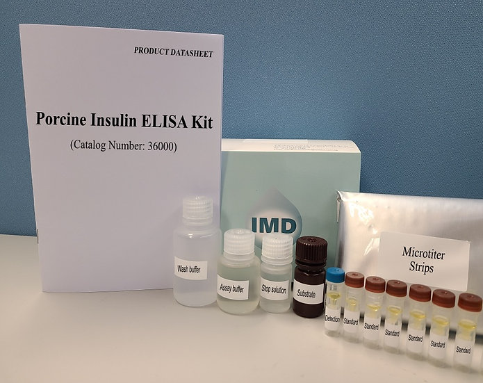 Porcine Insulin ELISA Kit
