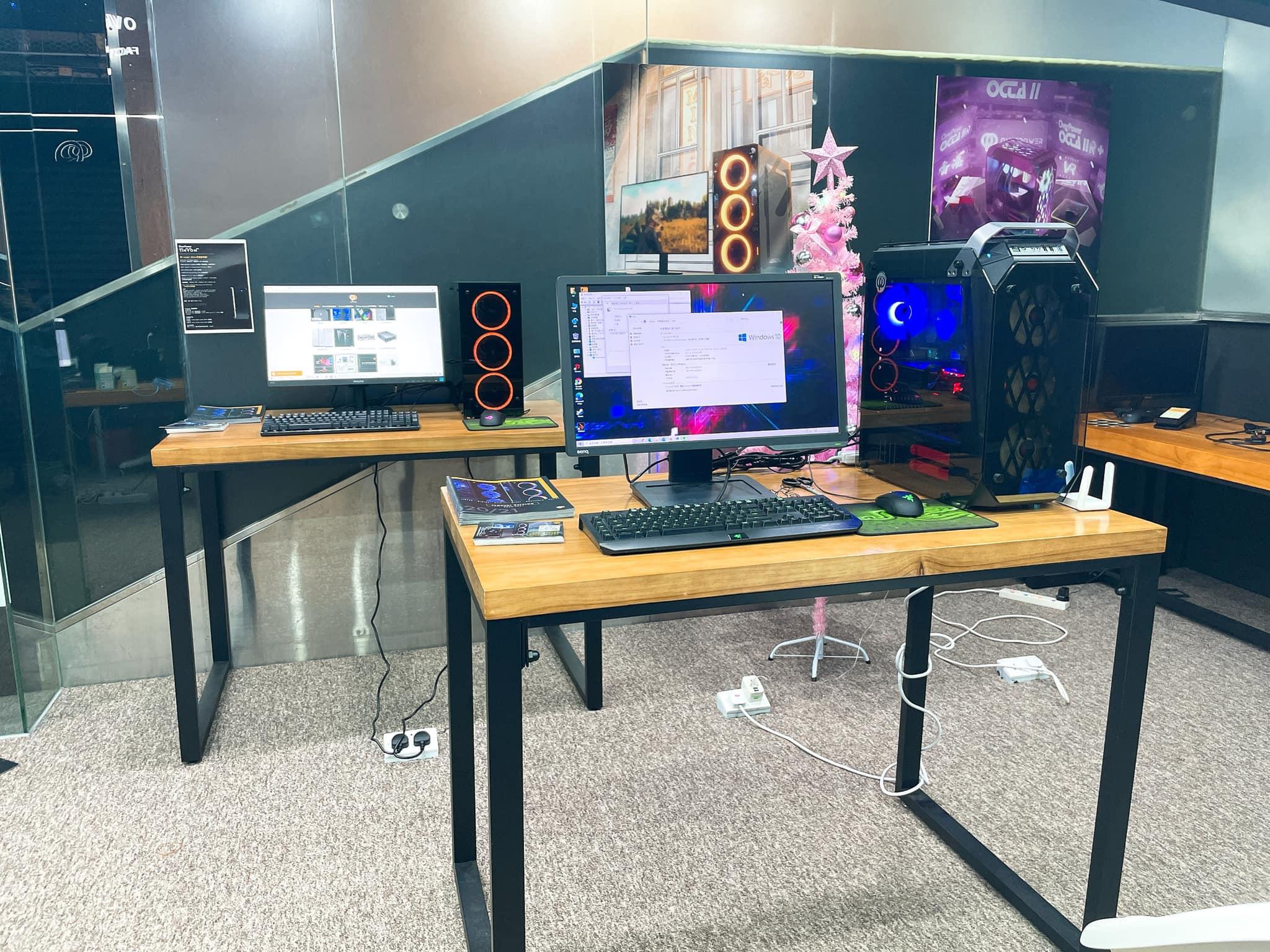 參觀我們的產品展示室