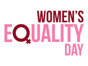 Dulles Triangles Celebrates Women's Equality Day