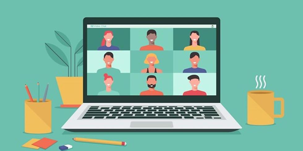 April 2021 Virtual Meeting