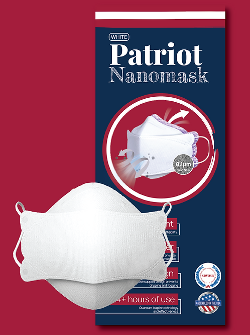 Patriot Nanomask (1 pc)
