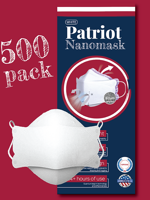 Patriot Nanomask (500 pc)