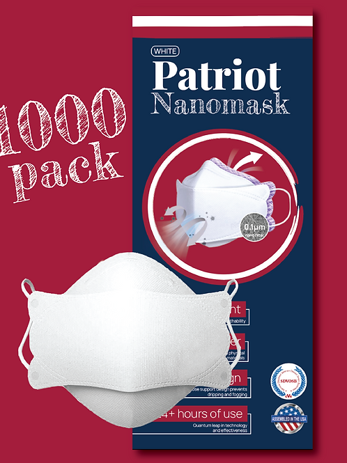 Patriot Nanomask (1000 pc)