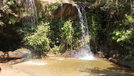 Cachoeira 3 pingos