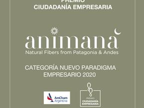 HxN is Celebrating it's Sister B Corp Animaná's Award Win for New  Paradigm Entrepreneur 2020!
