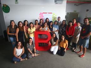 B-Women meeting in Perú.