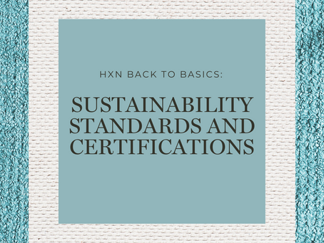 HxN Back to Basics: Certifications and Standards