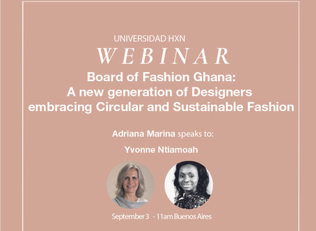 Webinar 3.9: Board of Fashion Ghana