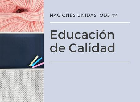 La Calidad de la Educación a través la cadena de suministro de la moda