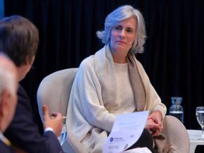 Adriana Marina en la 4° edición de Negocios con el Mundo