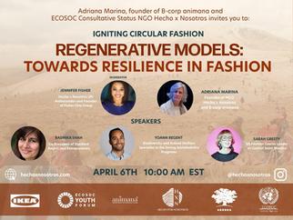 "Youth Forum ""Regenerative models"""