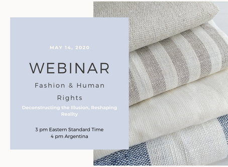 Fashion & Human Rights: Deconstructing the Illusion, Reshaping Reality