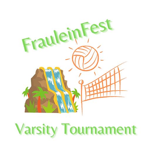 Frauleinfest Tournament Activities