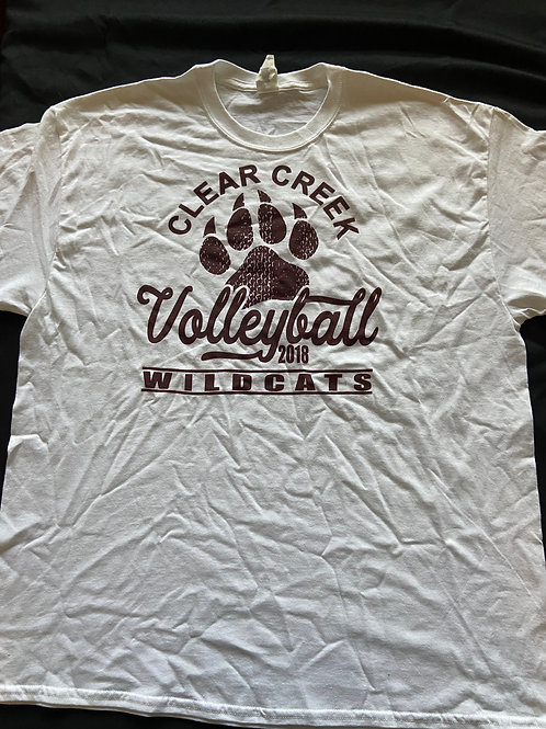 2018 White Camp Shirt