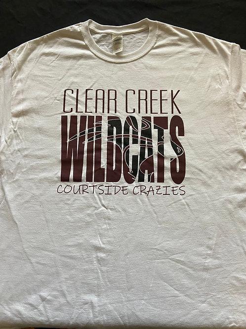 2019 Courtside Crazy Shirt