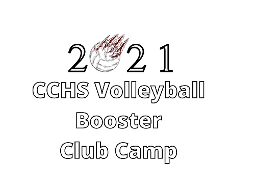 2021 CCHS Volleyball Booster Camp