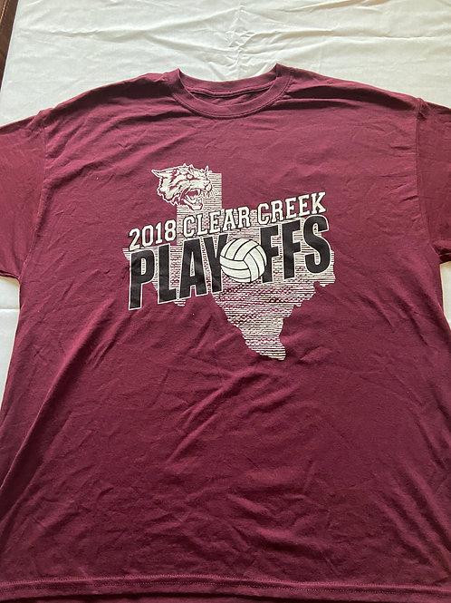 2018 Playoff T-Shirt