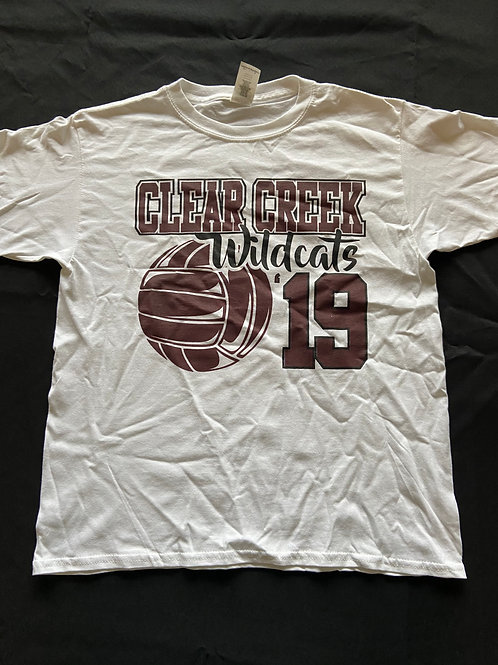 2019 White Camp Shirt NOW