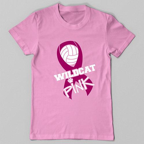 Wildcats Wear Pink T-Shirt